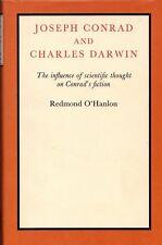 Joseph Conrad and Charles Darwin by R. O'Hanlon (1984, Hardcover)