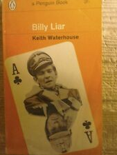 Billy Liar by Keith Waterhouse.Penguin Paperback.1963.
