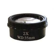 Vorsatzlinse für Stereo Mikroskop ZS 0745 Typ W0.5 Neuware