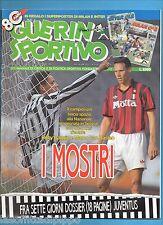GUERIN SPORTIVO-1992 n.46- BAGGIO/VAN BASTEN-PANCEV-ERANIO -NO FILM-NO POSTER