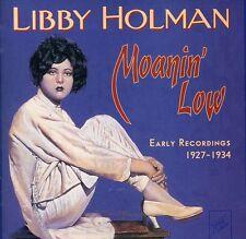 Libby Holman - Moanin Low [New CD]