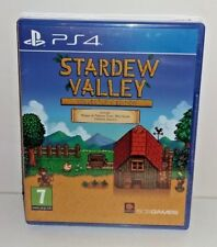 Stardew Valley - Collector's Edition PS4 NUOVO ITA