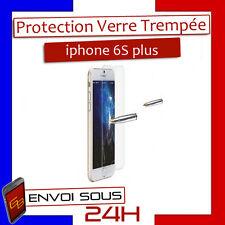 VITRE PROTECTION EN VERRE TREMPÉ FILM PROTECTEUR ÉCRAN POUR IPHONE 6S PLUS