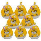 Gudetama The Lazy Egg Series 2 Cutie Beans Lot Of 8 Sealed Blind Danglers For Sale
