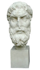 Epictetus or Epicurus Greek Philosopher bust sculpture Replica Reproduction