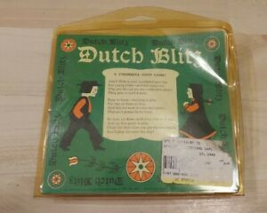 Vintage Dutch Blitz Card Game 1973 complete with instructions