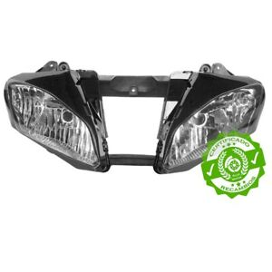 ✅ Farol dianteiro ▷ Yamaha YZF R6 2006 2007 🏍️ HEADLIGHT luz optica luces