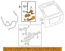 GM OEM Liftgate-Lock 15256081