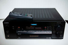 Sony STR-DB940 5.1 Receiver/Amplifier + Remote - Little used & great condition!
