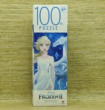 Disney Frozen II Elsa, Puzzle, 100 Pieces Ages: 6+
