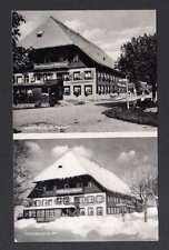 106505 AK Saig Gasthaus Ochsen Winterpracht 1944