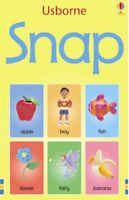 Usborne Word Snap - Children's English Matching Pairs Cards