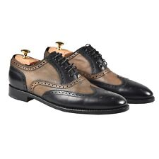 NEW KITON DRESS SHOES 100% LEATHER SZ 9.5 US 42.5 EU 19O162
