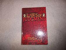 Mind's Eye Theatre MET Laws of Judgement hardcover