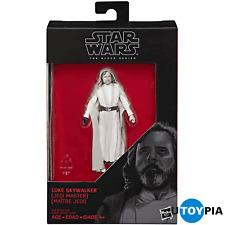 "STAR WARS C3622: Luke Skywalker (Jedi Master) 3.75"" HASBRO Black Series Figure"