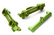 C26751GREEN Integy Brace & F/R 43/40mm Bumper Mount for Axial SCX-10 Crawler