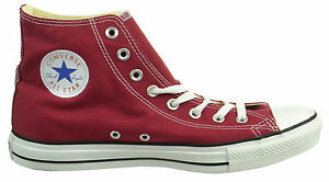 Converse Ct Hi Unisex Adult Unisex Fashion Sneakers Jester Red 136503f