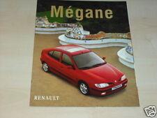 13452) Renault Megane Prospekt 1997