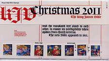 GB 2011 CHRISTMAS KINGS JAMES BIBLE PRESENTATION PACK No.463