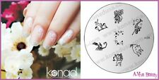 Konad Stamp Nail Art Decal Image Plate M34 MAGIC ZODIAC