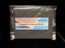 Colourlock Leder Schleifpad