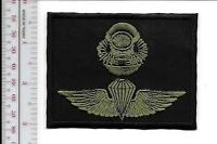 Force RECON US Marine Corps USMC Force-RECON SCUBA Airborne Badge Vel hooks