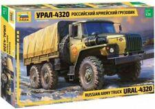 Zvezda 3654 Ural 4320 Russian Army Truck 1:35 Scale Model