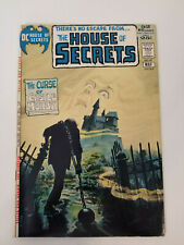 The House Of Secrets #97 Silver-Age 52 Pages Nice Copy!!!