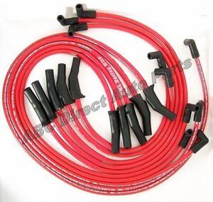 Dodge Viper 8.0L V10 92-96 High Performance 10 mm Red Wire Set 58378R