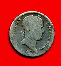 (Ref: F.11) 2 FRANCS NAPOLÉON 1er 1811 D LYON  (B+) TRES RARE (37038 ex)
