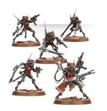 Warhammer 40000 59-11 Adeptus Mechanicus sicarians 5 X Mini Figuras T48 Post