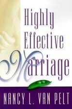 Highly Effective Marriage Van Pelt, Nancy Lue Paperback