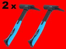 2 x Latthammer Maurerhammer Dachdecker Zimmermanns Nagel Hammer Fiberglas XT051