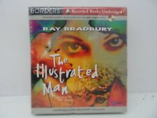 The Illustrated Man by Ray Bradbury 8 Disc Audio Book - Narrated By Paul Hecht