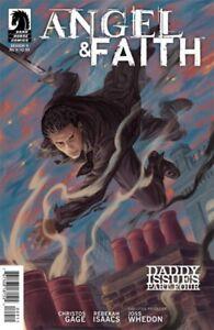 ANGEL & FAITH SEASON 9 #9 STEVE MORRIS COVER DARK HORSE COMICS 2012