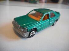 Majorette Mercedes 190E 2.3-16 in Green