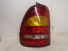 95 96 97 98 Ford Windstar Left Side Rear Tail Light Lamp NICE OEM