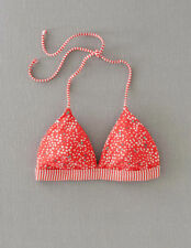 Boden Halterneck Bikini Tops Polyamide Swimwear for Women