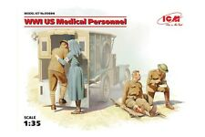 ICM 35694 1/35 WWI US Medical Personnel