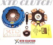 XTD STAGE 4 EXTREME RACE CLUTCH KIT94-01 INTEGRA  B18 RS LS GSR TYPE-R (2300LBS)