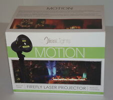 BLISSLIGHTS SPRIGHT MOTION W REMOTE FIREFLY LASER PROJECTOR 2500 SQ FT RED NEW