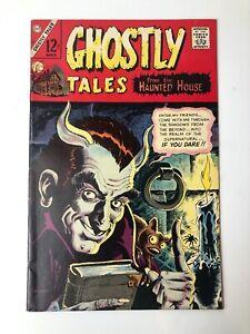 Vintage Ghostly Tales #60 Comic