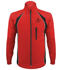 ATD TALL Mens Thermal Softshell Jacket Windproof and Waterproof Breathable