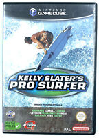 Jeu Gamecube Kelly Slater's Pro Surfer avec notice Nintendo Bon état PAL FRA