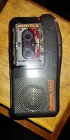 Vintage Olympus Pearlcorder S923 Microcassette Recorder *FOR PARTS POWER ONLY*