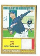 John Lamb 2011 Topps Heritage Minors Clubhouse Collection Relics #CCR-JL