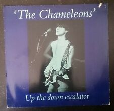 The Chameleons – Up The Down Escalator - record vinyl