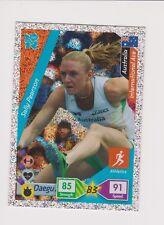 RARE.Adrenalyn XL LONDON 2012 OLYMPIC GLITTER FOIL Card SALLY PEARSON