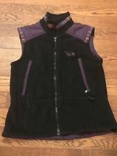 Vintage Mountain Hard Wear 90's Fleece Vest - Women 10
