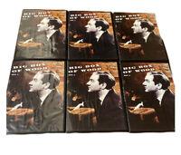 ED WOOD!! Big Box of Wood (DVD, 2011, 6-Disc Set).      FREE SHIPPING! OOP!